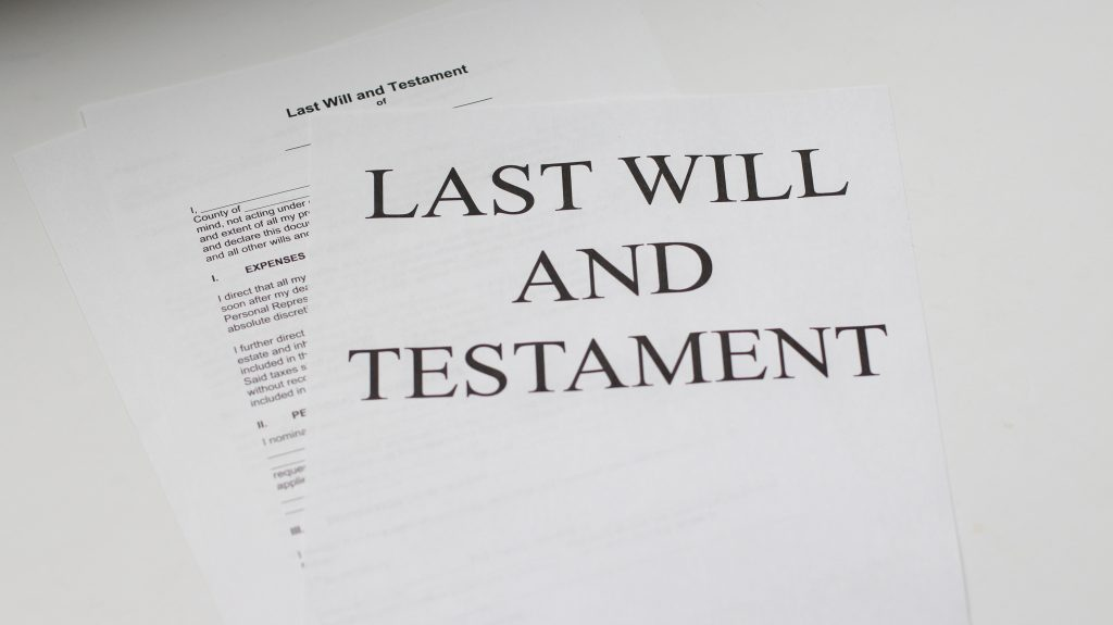 stepparents exclude stepchildren from their Will